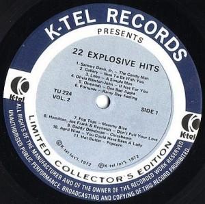 K-TEL Records