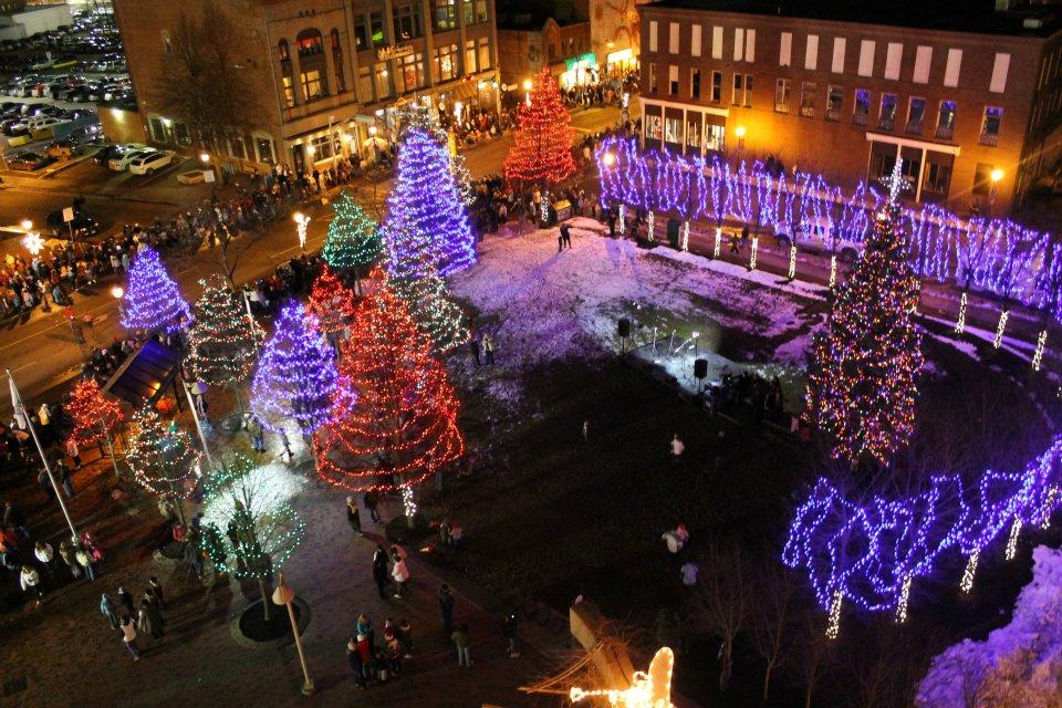 Christmas at Moncton City Hall 2