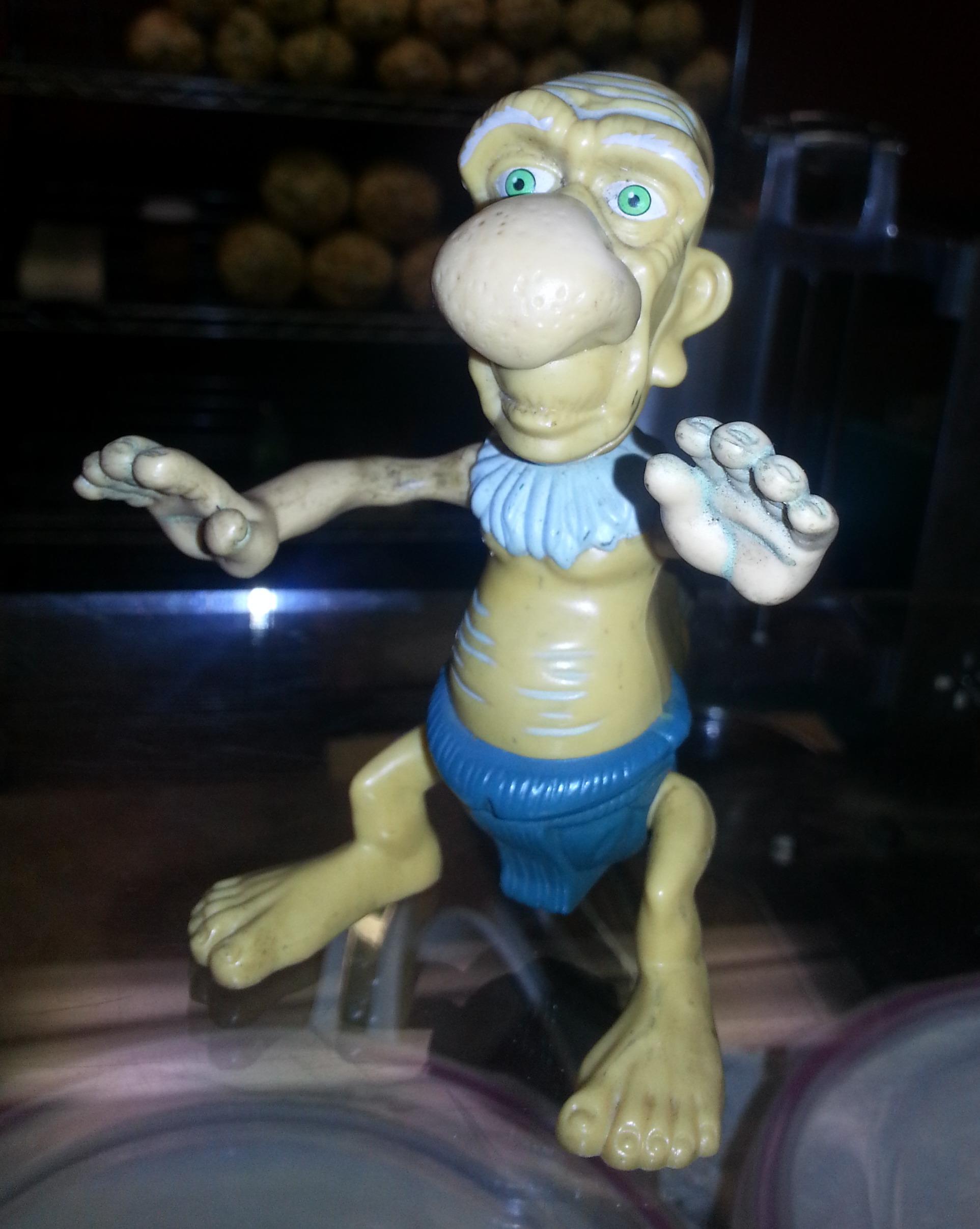 Bernie figurine