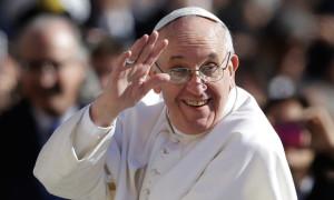 Pope Francis I (Photo credit: Gregorio Borgia/AP)