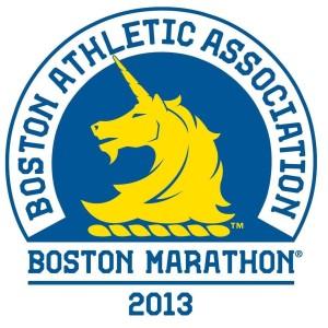 Boston Marathon 2013 logo