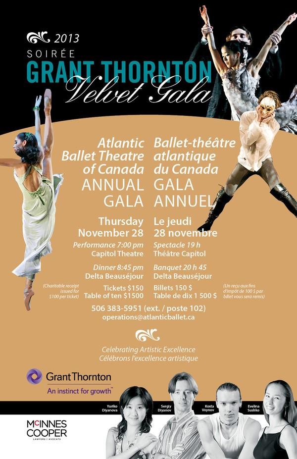 2013 Grant Thornton Velvet Gala
