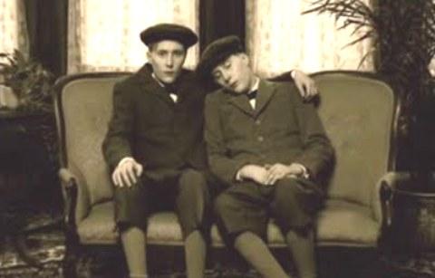 Victorian era - twins