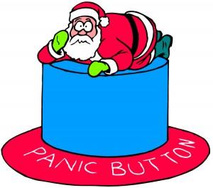 christmas panic