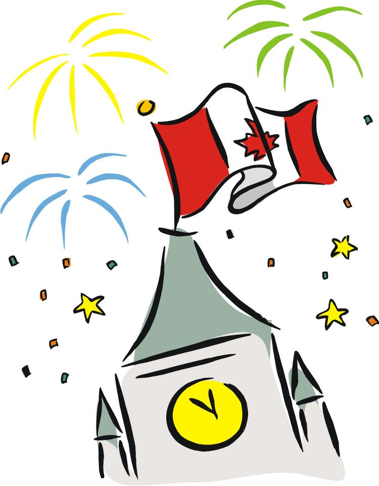 Happy Canada Day! // Bonne fête du Canada!